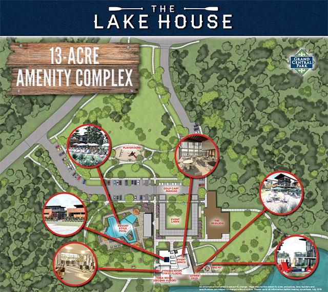 The Lake House Site Plan Reveal